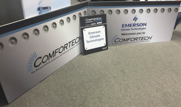 Emerson Climate Technologies Event Graphics