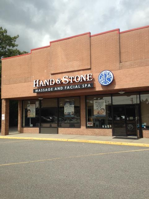 Hand and Stone - For All Your Relaxation Needs!