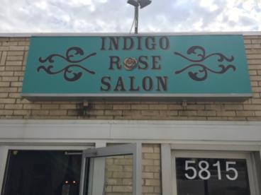 Storefront Sign
