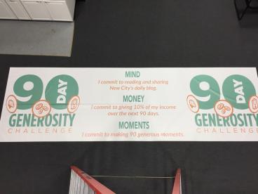 17' x 5' Banner