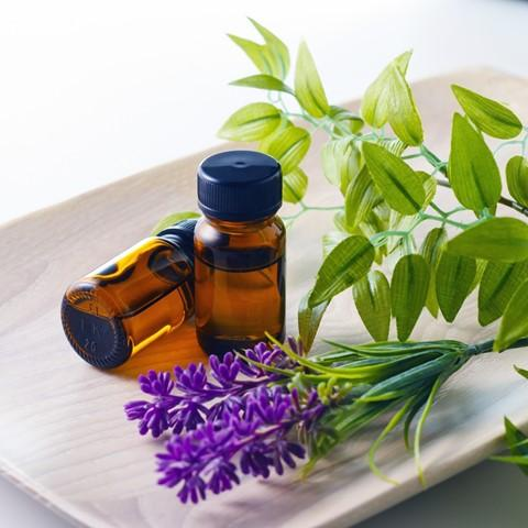 Aromatherapy enhances your service! Lavender, Peppermint or Eucalyptus