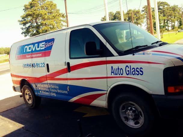 Novus MOBILE Glass Repairs