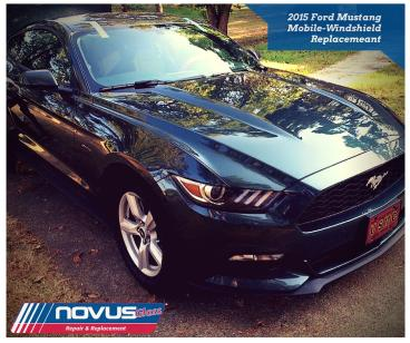 Windshield Replacement, Mobile - 2015 Ford Mustang Thumbnail