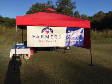 Farmers Insurance banner
