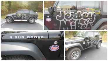 Jersey Mike's Subs - Vehicle Wrap