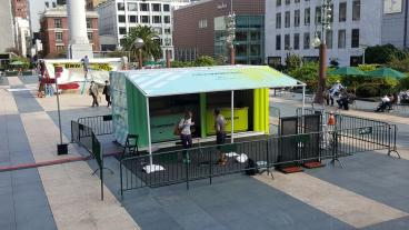 Nike Women's Marathon - Container Wrap - San Francisco