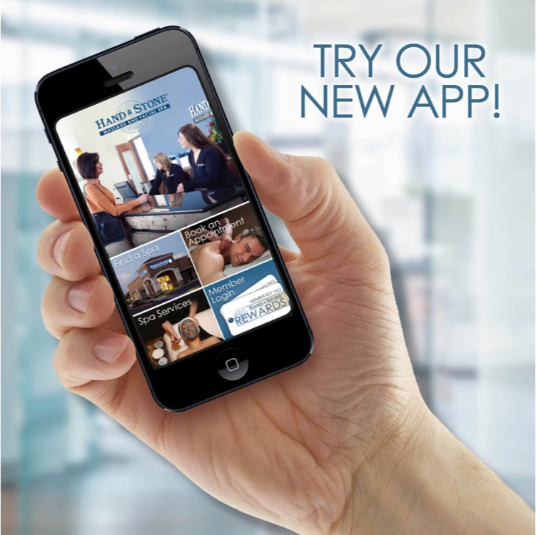 Check out the new app!