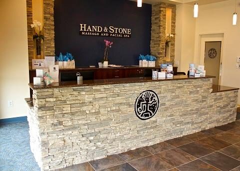 Hand & Stone - Stoney Emblem