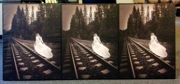 Wedding Photoshoot Canvas
