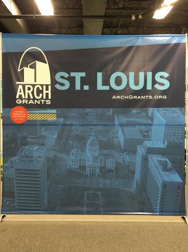 Massive banner for Arch Grants!