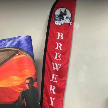 Wasserhund Brewery Flag