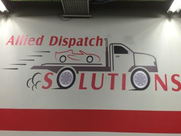 Allied Dispatch Wall Graphics