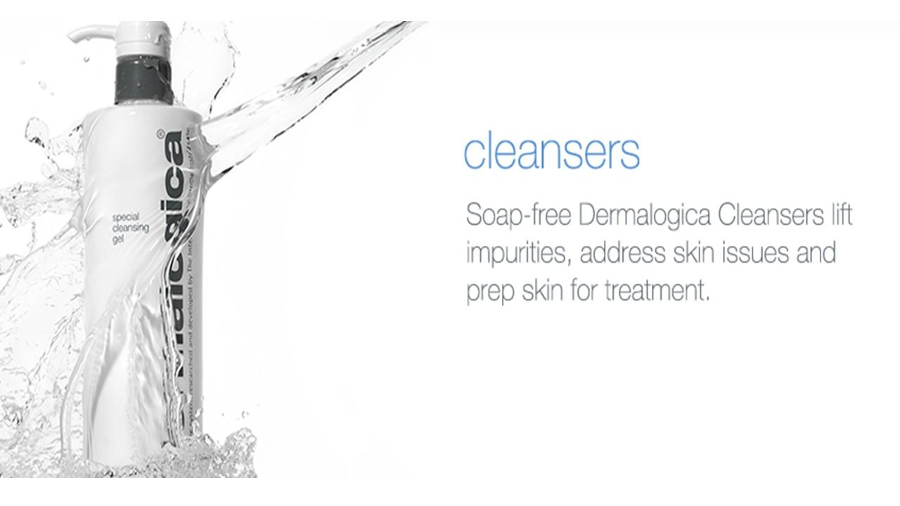 Dermalogica delivers your cleanest, healthiest skin ever!