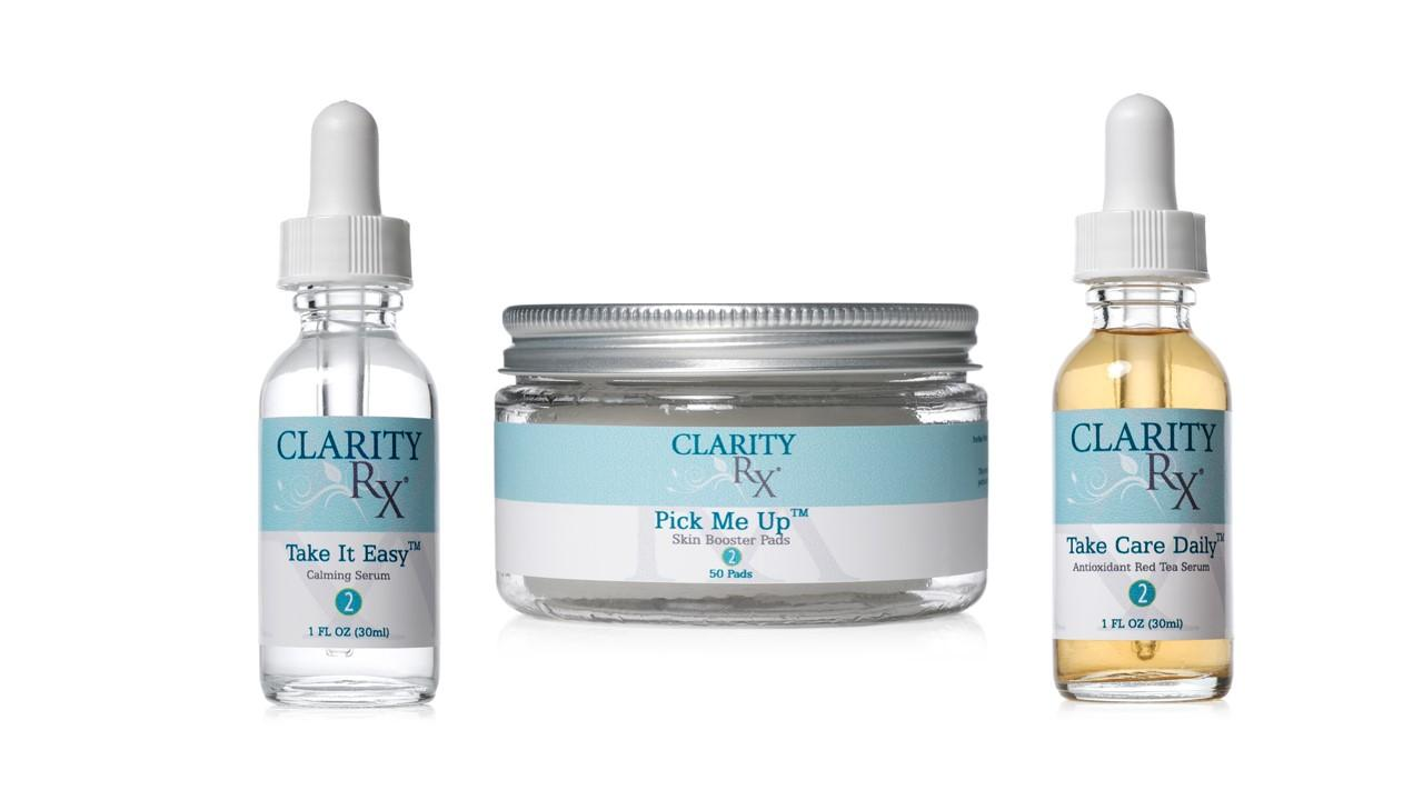 Clarity Rx Serums and Correctors