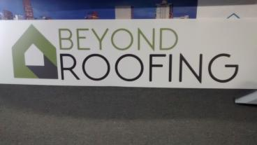 Outdoor Signage: Direct Print to Lexan