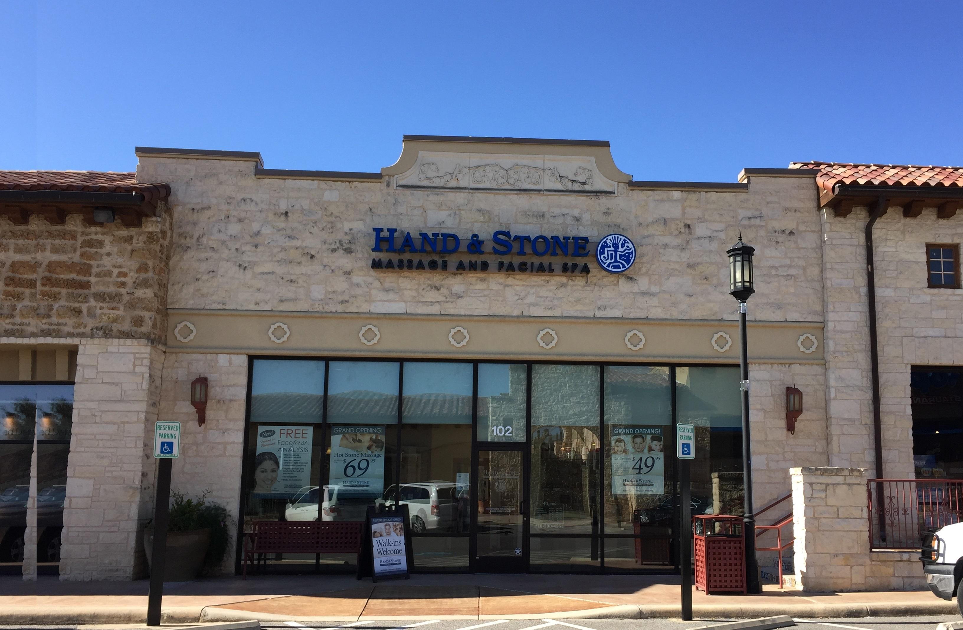 Hand & Stone Massage and Facial Spa (Stone Oak)