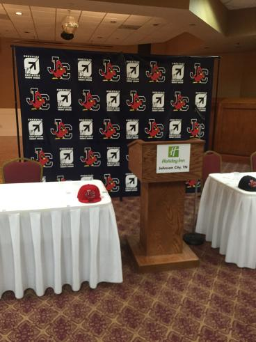 Johnson City Cardinals Press Conference