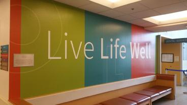 Hospital / Medical Office Wall Mural