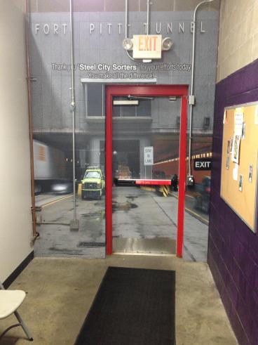 FedEx Sorting Facility