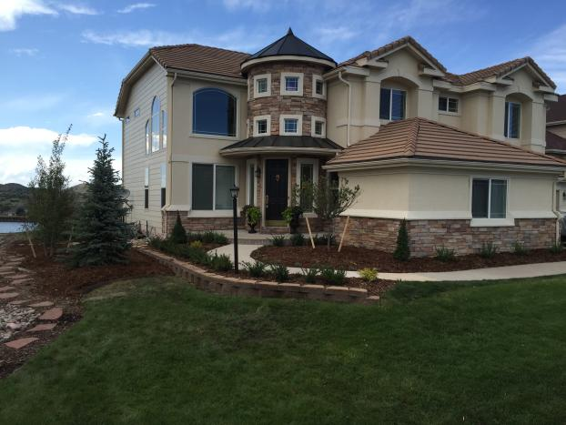 Castle Rock Co Yms Landscaping