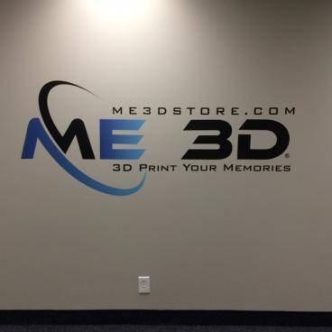 New wall graphics for ME3D