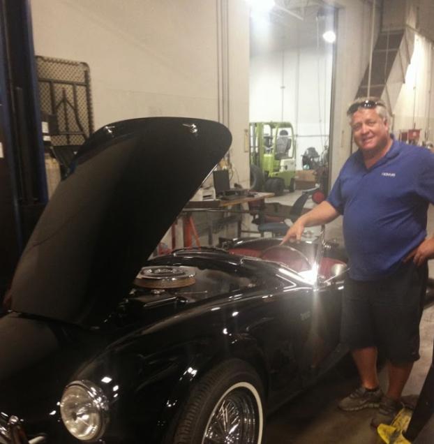 Ford GT Repair