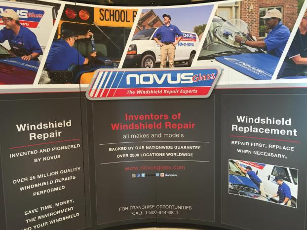 Repair first, replace when necessary. Call NOVUS
