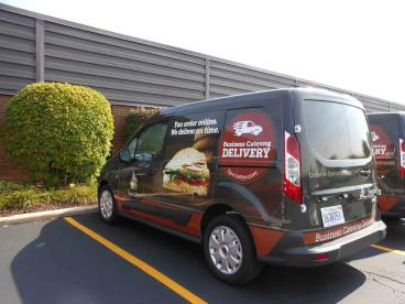 Van Wrap - Specialty's Bakery - Wheaton and Oakbrook Terrace