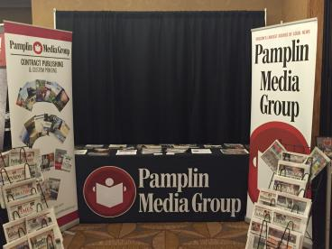 Pamplin Media Group Event/Trade Show Signage