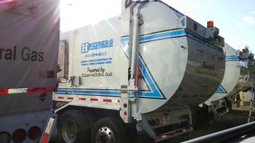 Heiberg Garbage & Recycling Fleet Vehicle Wraps