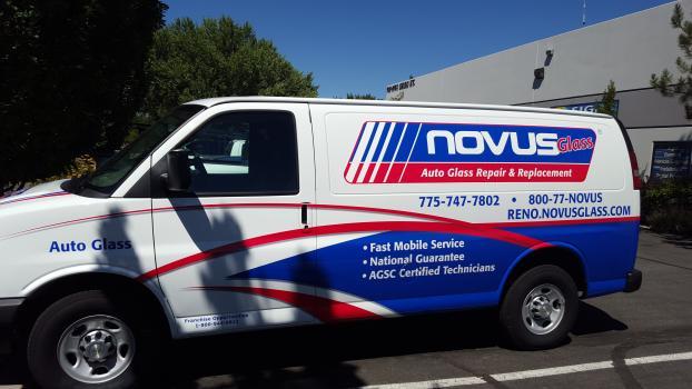 new van graphics