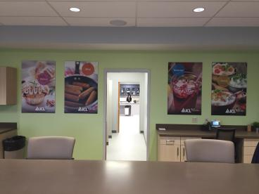 Part of a recent installation for ICL!