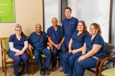 The Staff at Affordable Dentures & Implants of Brook Park, OH