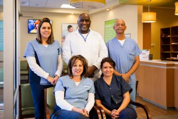 Our Friendly Staff at Affordable Dentures & Implants of Mentor, OH