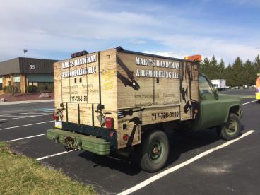 Full Truck Wrap