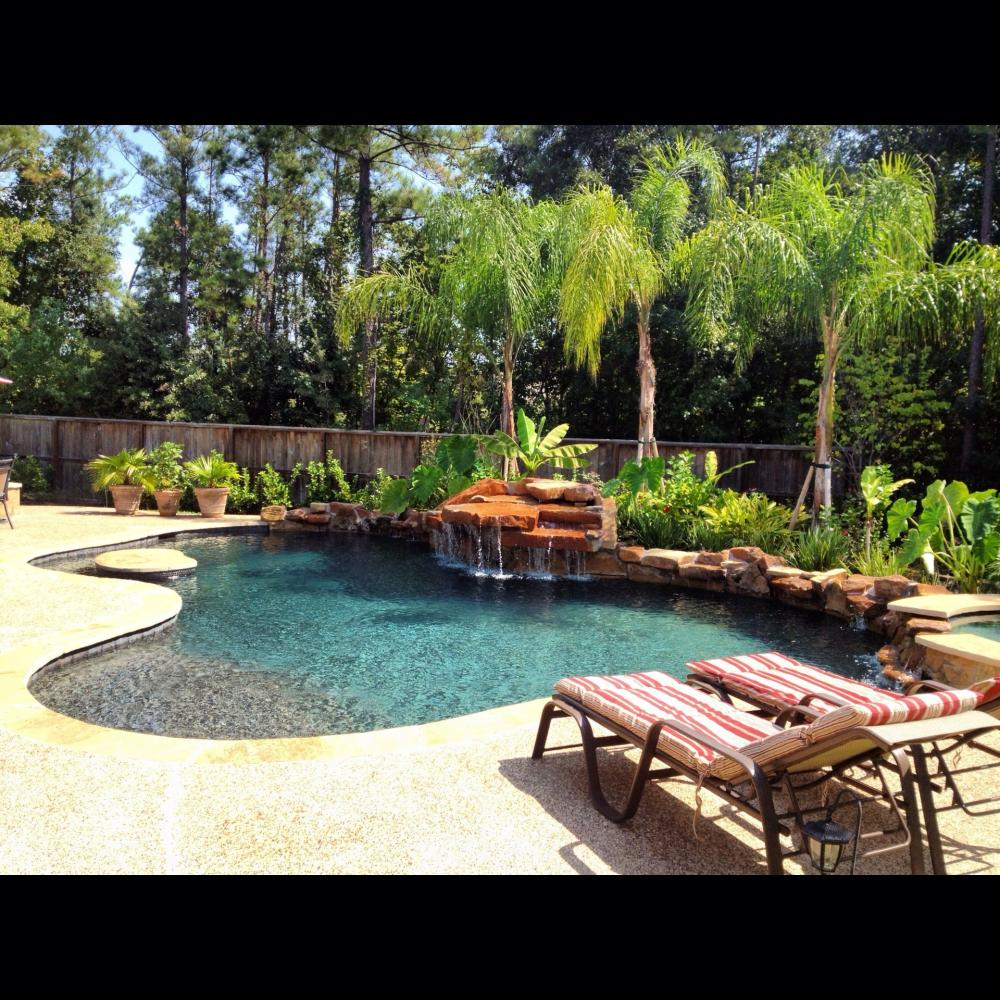 Swimming Pool Contractor Aquascapes Llc Pools And Spas Tomball Tx 77375