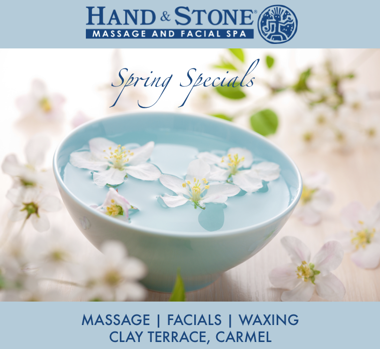 Spring Spa Special - Free Upgrade with Introductory Massage or Facial