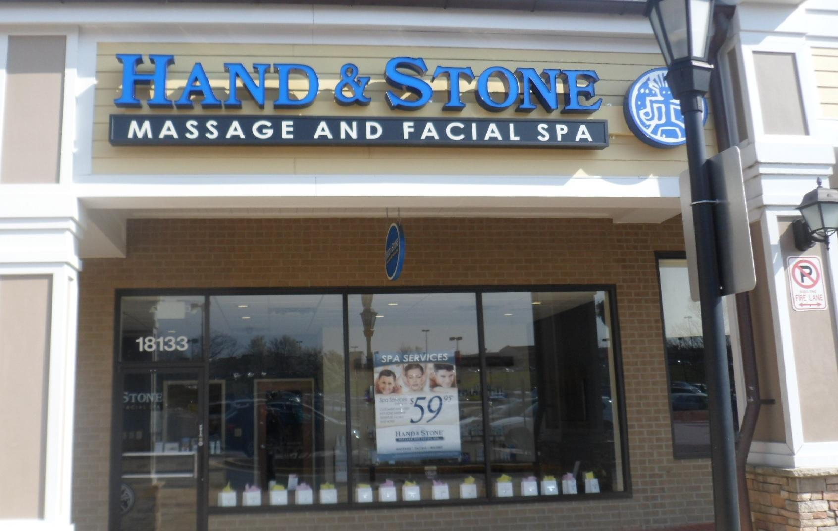 Hand and Stone Massage and Facial Spa, Olney MD