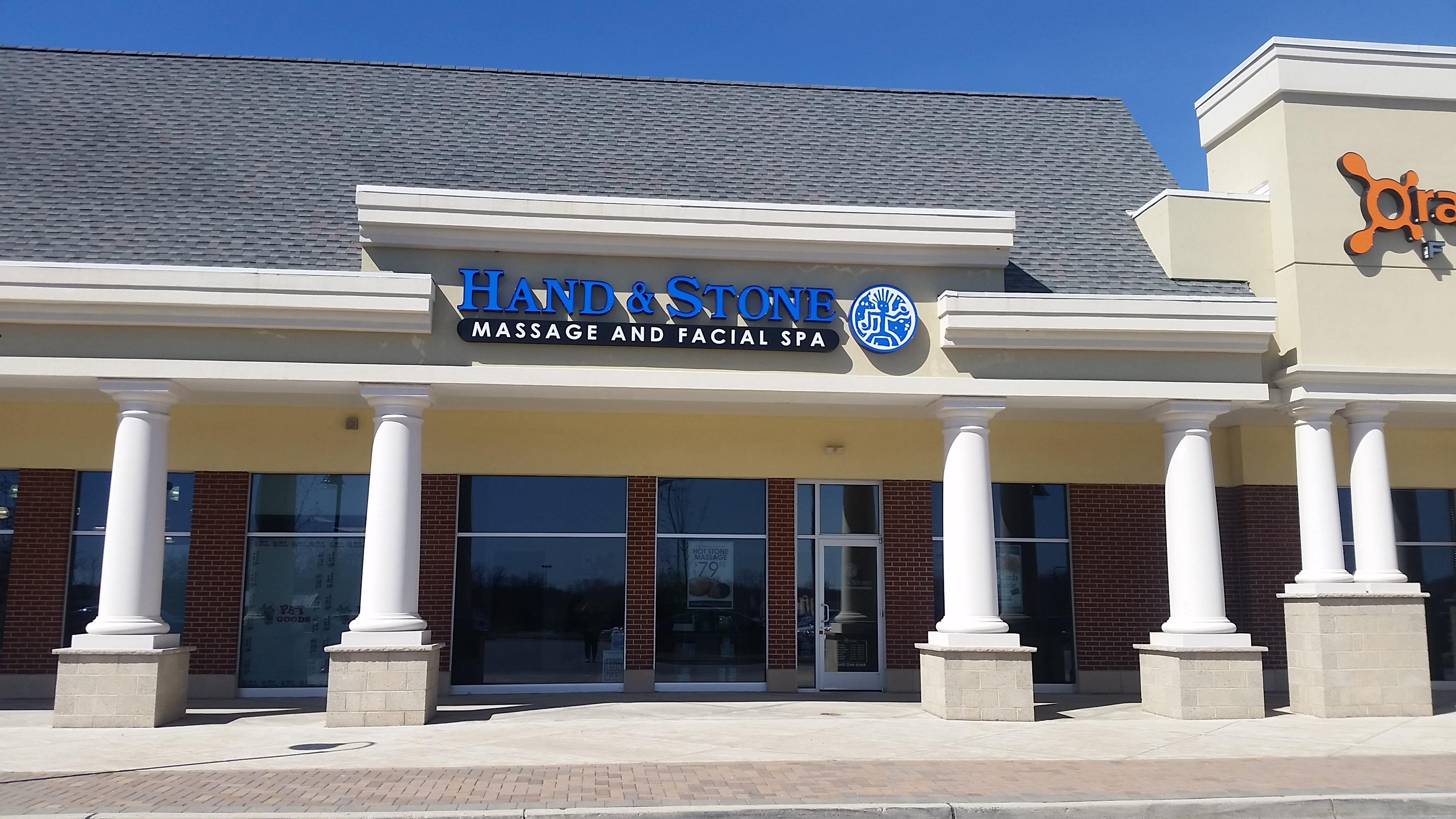 Welcome to Hand and Stone Poughkeepsie!