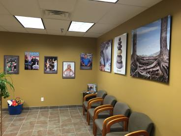 Custom Office Wall Art - Minneapolis, Hopkins, Eden Prairie