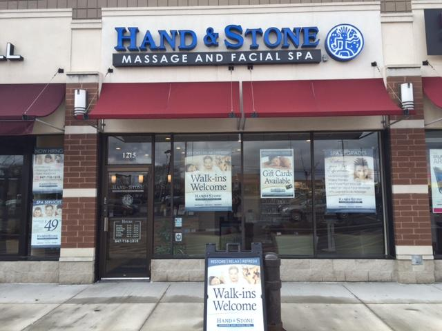 Hand & Stone Massage and Facial Spa of Arlington Heights-Rolling Meadows!