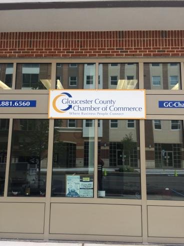 Gloucester County Chamber of Commerce Signage