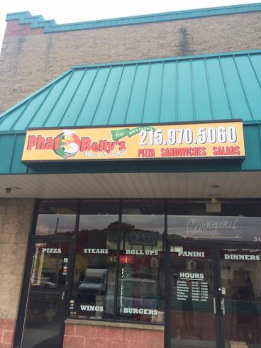 Phat Bellys Store Front