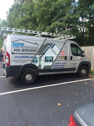 KPI Inc Service Van