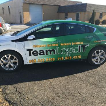Team Logic IT Ford Fusion