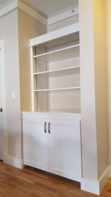 Custom cabinetry - Bedford