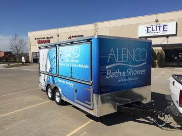 Alenco Trailer Wrap