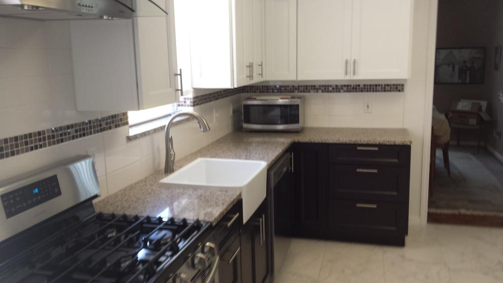 Kitchen Remodel - After in Pearland TX