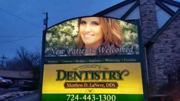 New Signage for Today's Dentistry
