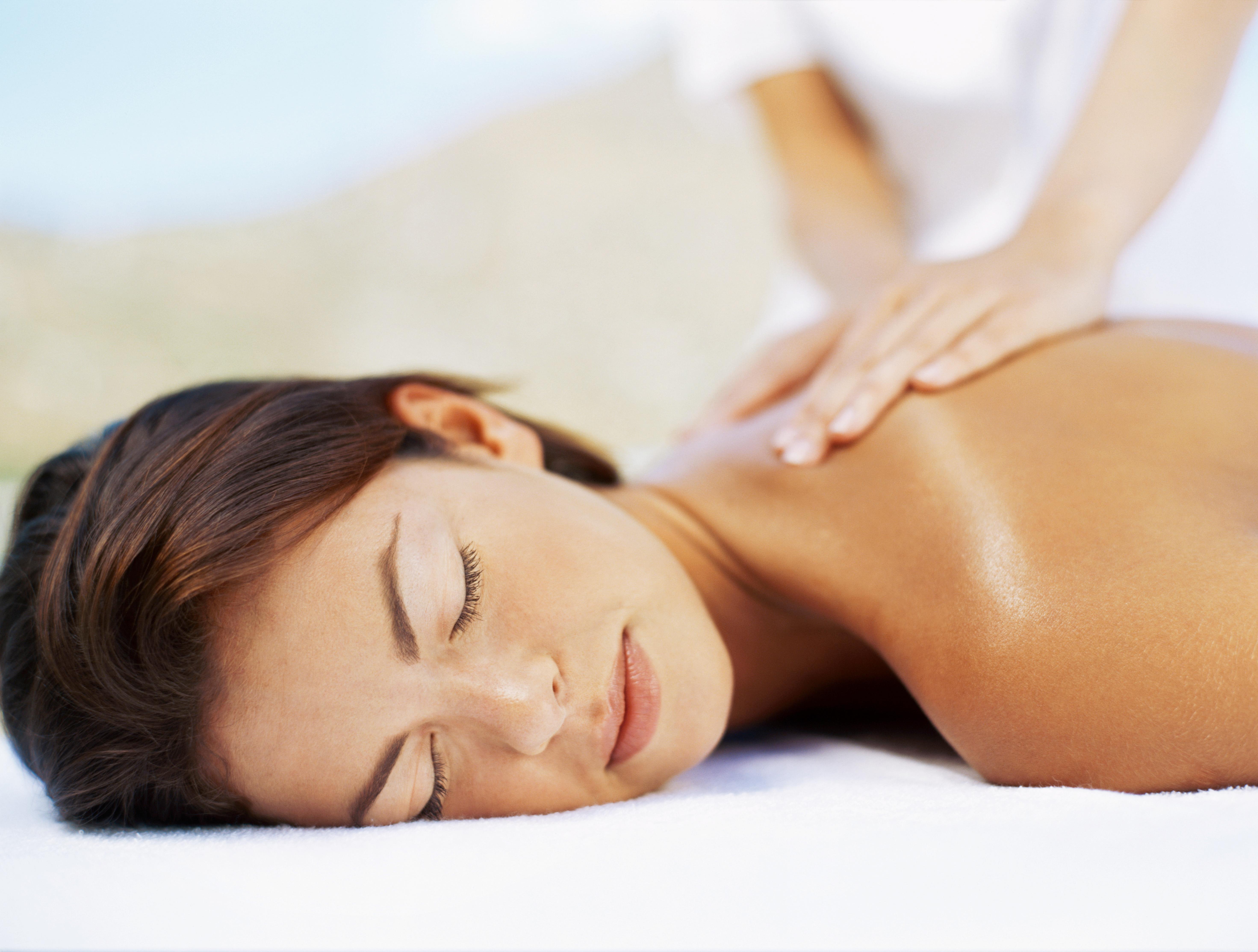 Teen full body massage first time meet